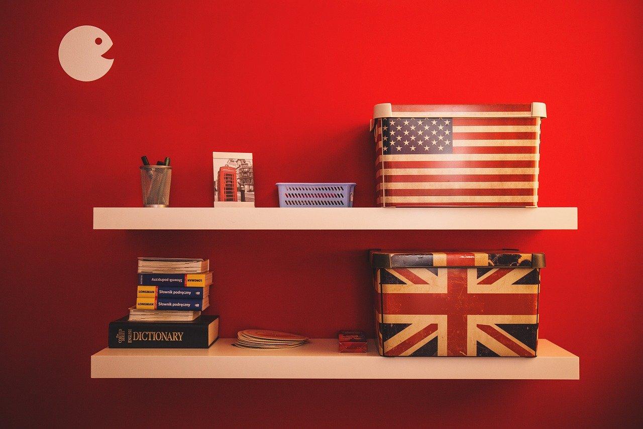 Pequeñas diferencias entre el inglés británico y el americano (2020)