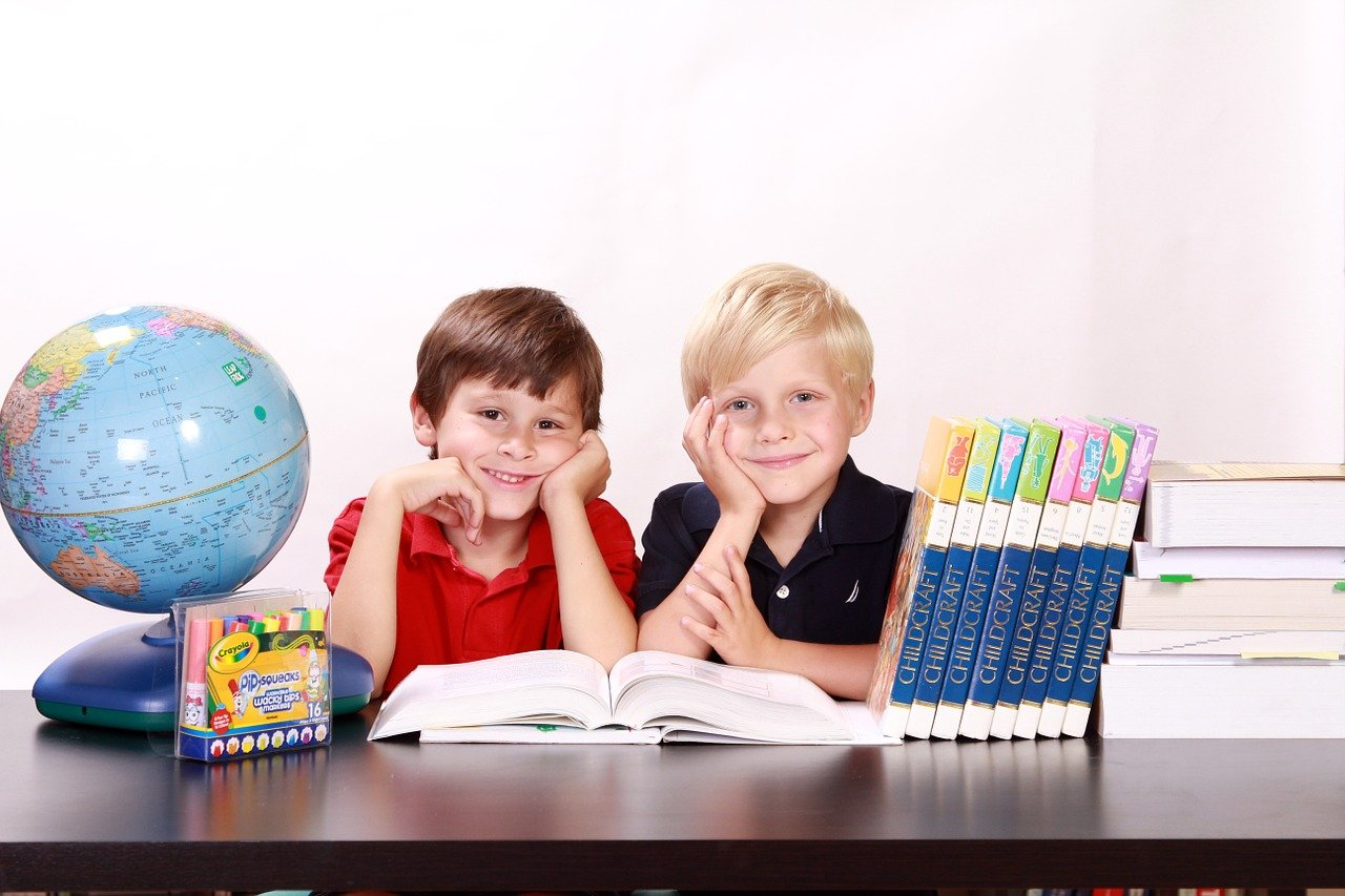 Actividades para niños en inglés